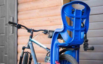 Fahrradkindersitz: Tipps für die Sicherheit der Kleinsten