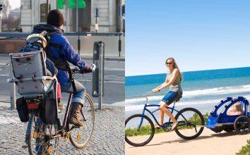 Fahrradanhänger oder Kindersitz – Was ist besser?