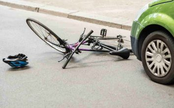 Fahrradunfall: Richtiges Verhalten nach einer Kollision