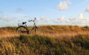 Das Hollandrad als Sinnbild der Entschleunigung