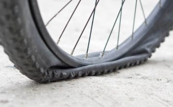 Fahrradschlauch wechseln: Hilfestellung beim Fahrradplatten