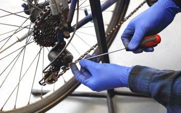 Gangschaltung am Fahrrad richtig einstellen