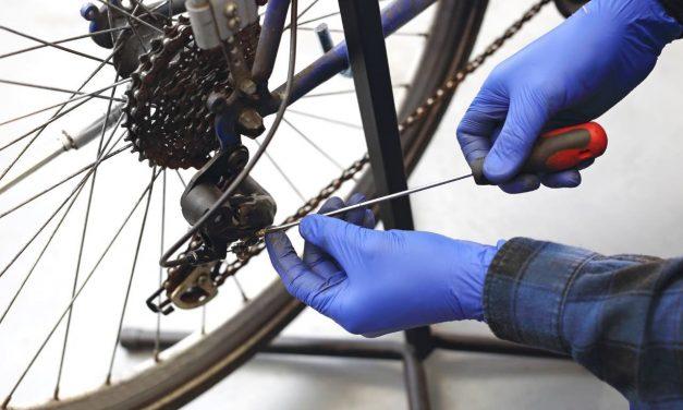 Gangschaltung am Fahrrad prüfen und richtig einstellen