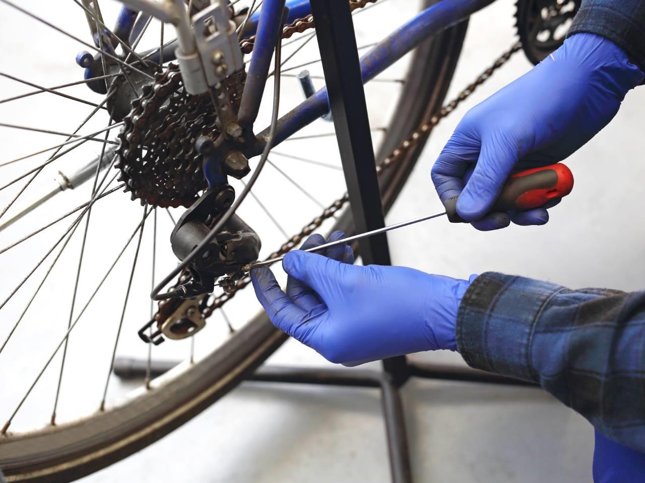 Gangschaltung Am Fahrrad Richtig Einstellen Taylor Wheels