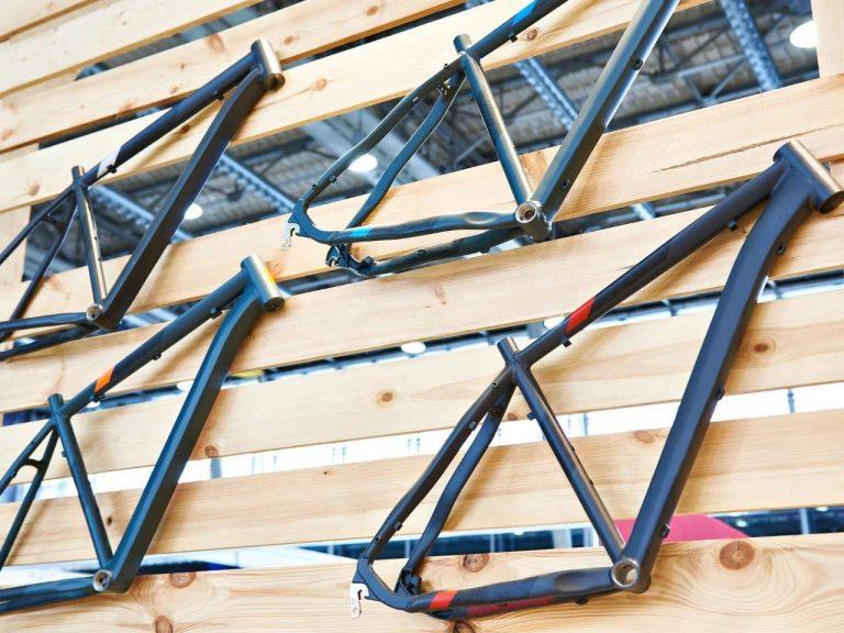Fahrradrahmen: Herzstück und Gerüst für das Rad