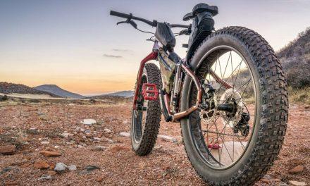 Fatbikes: Unterwegs mit dem Fahrrad mit den dicken Reifen