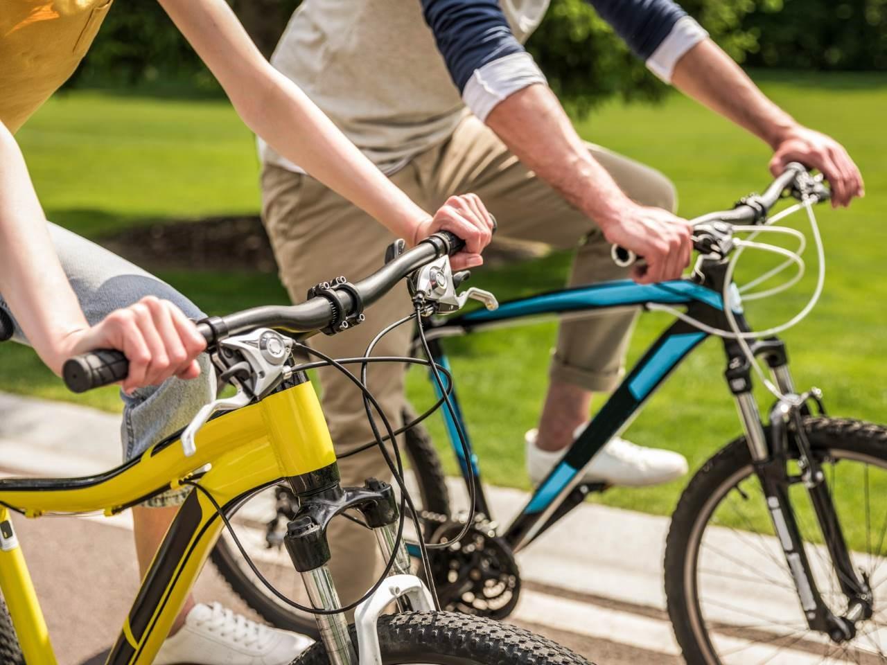 Wie viele Kilometer mit dem Fahrrad, um Gewicht zu verlieren