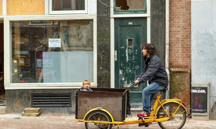 Lastenfahrrad: Das Fahrrad mit gewissen Extras