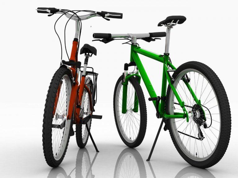 Passende Rahmenhöhe für das Fahrrad finden