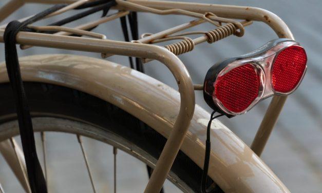 Reflektoren am Fahrrad als Sicherheitsaspekt im Straßenverkehr