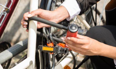Wie gut schützt ein Bügelschloss vor Fahrraddiebstahl?