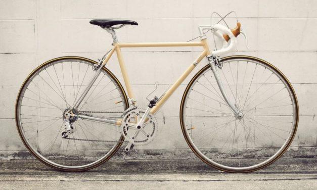 Fahrräder mit Stahlrahmen sorgen für trendigen Vintage-Style