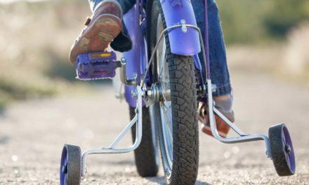 Wie das Fahrradfahren lernen am besten gelingt