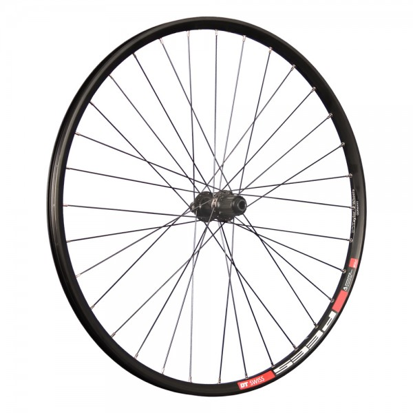 27,5 Zoll Hinterrad DT Swiss Shimano Deore FH-M6010 Steckachse Disc 142mm