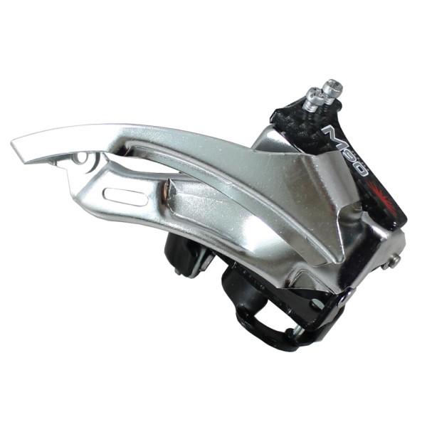 Fahrrad Schaltung Umwerfer SunRace Juju FDM90 66-69 Top Swing Top Pull 3 x 7/8 fach