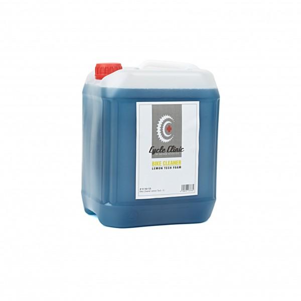 Author Fahrrad Reiniger Lemon Tech Foam 5 Liter Kanister Werkstatt Waschmittel