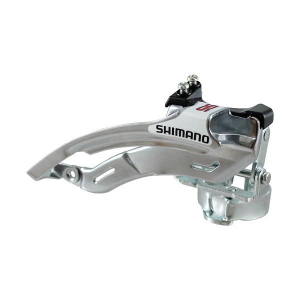 Umwerfer Shimano FD-TY32 Schelle 31,8 m 3x7 Top Swing SIS