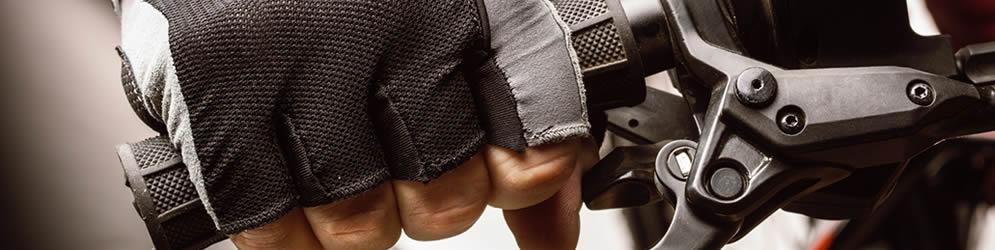 grau Comfort Fahrrad Griffe 120mm geschlossen ergonomisch schwarz
