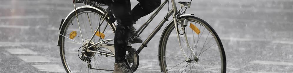 Radschutz Satz Author 26 Zoll Fahrrad Schutzblech Set Kunststoff silber 60mm