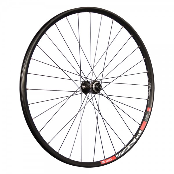 27,5 Zoll Vorderrad DT Swiss Shimano Deore HB-M6010 Steckachse CL Disc100mm