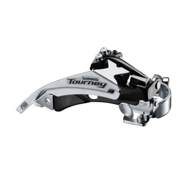Umwerfer Shimano Tourney FD-TY500-6 66-69 Schelle 34,9mm 3x6/7 Topswing